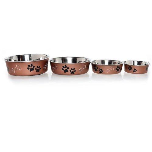 Loving Pets Loving Pets Bella Bowl - Copper