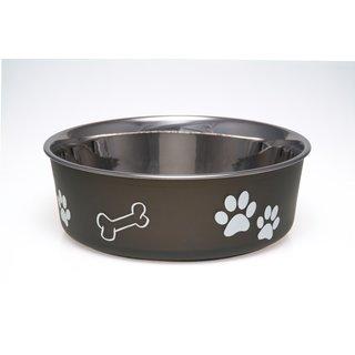 Loving Pets Bella Bowl - Espresso