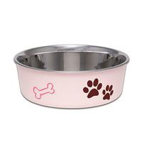 Loving Pets Loving Pets Bella Bowl Paparazzi Pink
