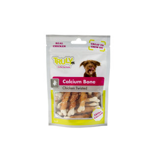 Truly Calcium Bone Chicken Twisted - 15 x 90 gr