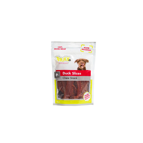 Truly Snacks Truly Duck Slices 15 x 90gr.