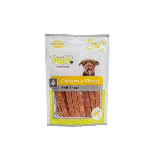 Truly Snacks Truly Chicken & Cheese 15 x 90gr.