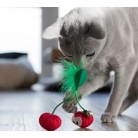 Petstages Dental Cherries Red