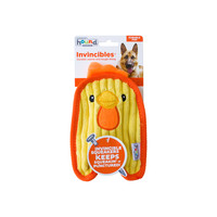 Outward Hound Invincibles Chicky Yellow XS
