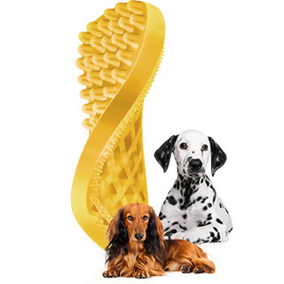 Pet+Me Dog Brush