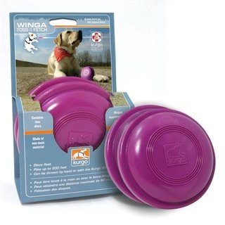 Kurgo - Toy Winga Disks 2-pack