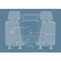 Kurgo Kurgo - Backseat Barrier