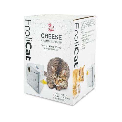"Frolicat FroliCatâ""¢ CHEESEâ""¢ Automatisches Katzenspielzeug"