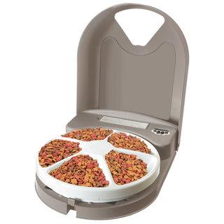 Petsafe® Eatwell™ Futterautomat für 5 Mahlzeiten
