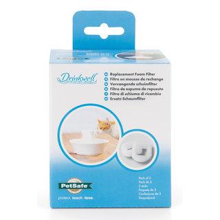 Drinkwell® Ersatz-Schaumfilter - 2-Pack