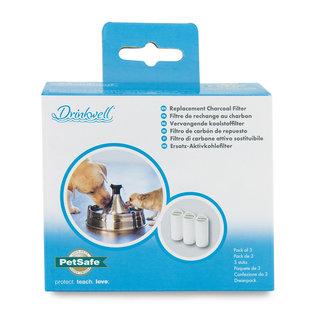 Drinkwell® Ersatz-Aktivkohlefilter - 3er-Pack