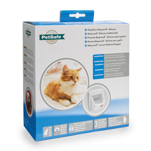PetSafe® Staywell® Deluxe Magnetic Cat Flap