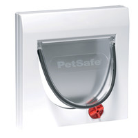 PetSafe® Staywell® Klassische Manuelle Katzenklappe mit 4 Verschlussoptionen