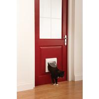 PetSafe® Staywell® Classic Magnetic 4-Way Locking Cat Flap