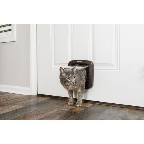PetSafe® PetSafe® Katzenklappe mit manueller Verriegelung