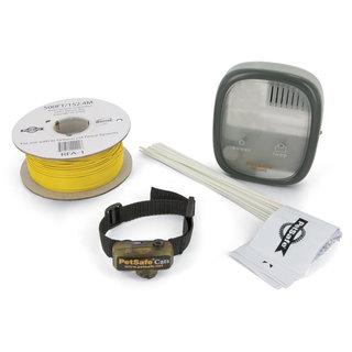 Petsafe®PCF-1000-20 Deluxe unterirdisches Umzäunungssystem für Katzen