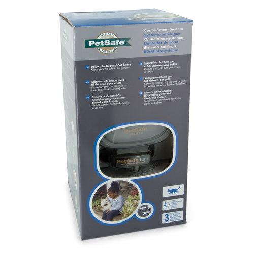 PetSafe® Petsafe®PCF-1000-20 Deluxe unterirdisches Umzäunungssystem für Katzen