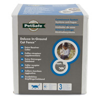 PetSafe® Petsafe® Deluxe In-Ground Cat Fence™ Extra Receiver Collar