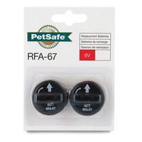 PetSafe® PetSafe® 6 volt Lithium Battery Module - 2 pack