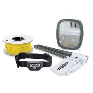 PetSafe® Wiederaufladbares Rückhaltesystem mit Draht