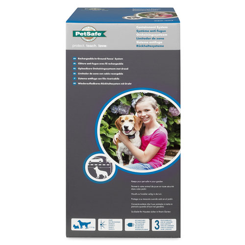 PetSafe® PetSafe® Wiederaufladbares Rückhaltesystem mit Draht