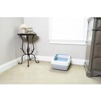 PetSafe® PetSafe® Deluxe Katzentoilette mit Kristall- Katzenstreu