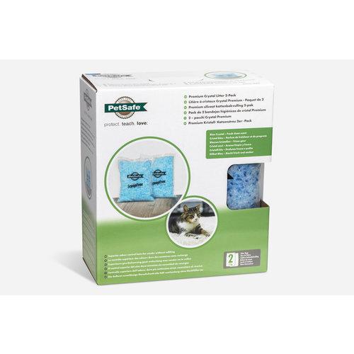 PetSafe® PetSafe® Premium Silikat-Katzenstreu Doppelpack