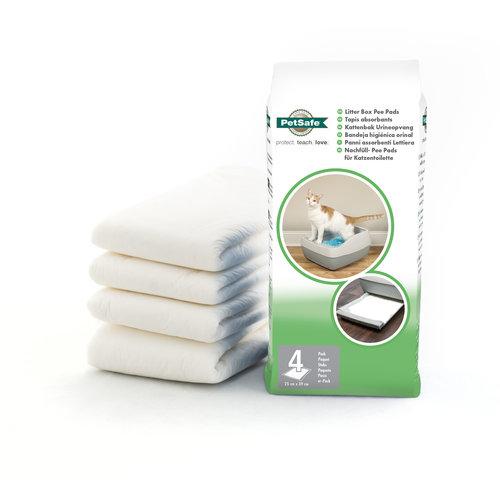 PetSafe® PetSafe® Litter Box Pee Pads - 4-Pack
