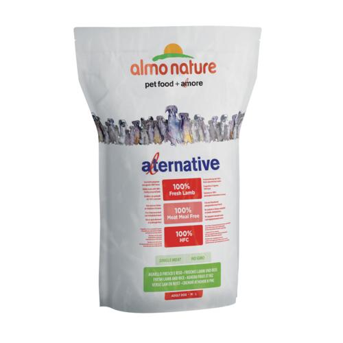 Almo Nature Almo Nature Hund Alternative Trockenfutter - Lamm und Reis