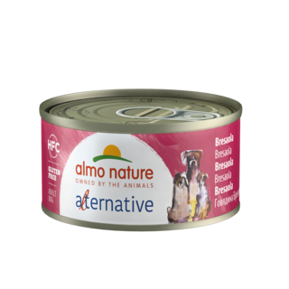 Almo Nature Hund Alternative Nassfutter - 24 x 70g