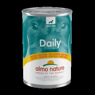 Almo Nature Hond Daily Menu natvoer - 24 x 400g