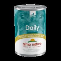 Almo Nature Almo Nature Hond Daily Menu Natvoer -  Blik - 24 x 400g