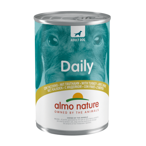 Almo Nature Almo Nature Dog Daily Menu Wet Food - 24 x 400g