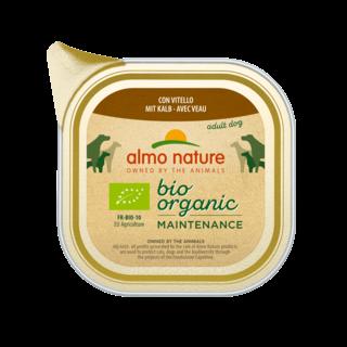 Almo Nature Hond Bio Organic Natvoer - 32 x 100g