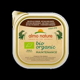 Almo Nature Hond Bio Organic Natvoer - 9 x 300g