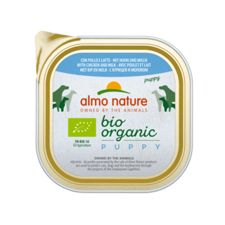 Almo Nature Hund Bio Organic Nassfutter - Puppy