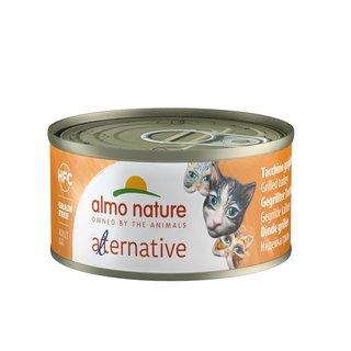 Almo Nature Cat Alternative Wet Food - 24 x 70g