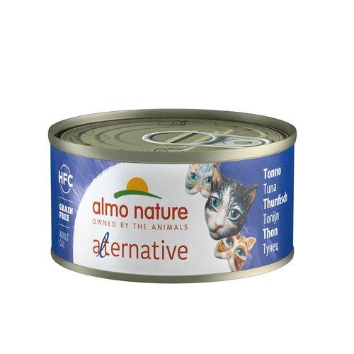 Almo Nature Almo Nature Kat Alternative Natvoer - 24 x 70g