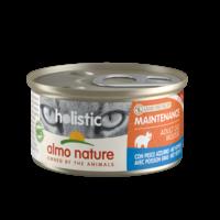 Almo Nature Almo Nature Katze Holistic Nassfutter - Maintenance - 24 x 85g