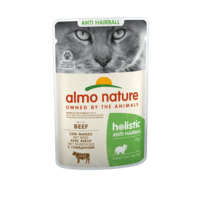 Almo Nature Almo Nature Cat Holistic Wet Food - Anti Hairball - Pouch -  30 x 70g