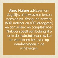Almo Nature Almo Nature Kat Holistic Natvoer - Urinary Help - Pouch - 30 x 70g