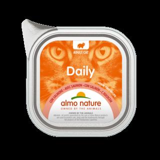 Almo Nature Cat Daily Menu Wet Food - 32 x 100gr