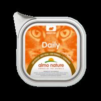 Almo Nature Almo Nature Kat Daily Menu Natvoer - Kuipje  - 32 x 100g