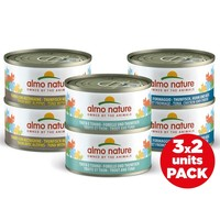 Almo Nature Almo Nature Cat Wet Food - Multi Pack - 6 x 70g