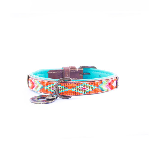Dog With A Mission DWAM Tiger Lilly Hundehalsband