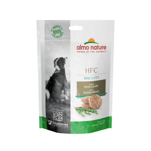 Almo Nature Almo Nature Hond HFC Biscuits 12 x 54g