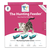 Doc & Phoebe's Doc & Phoebe's Indoor Hunting Cat Feeder