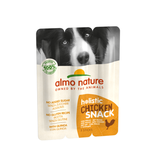 Almo Nature Almo Nature Hond Holistic Snack 20 x (3x10g)