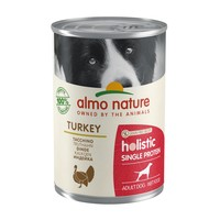 Almo Nature Almo Nature Dog Holistic Wet Food - Single Protein - 24 x 400g
