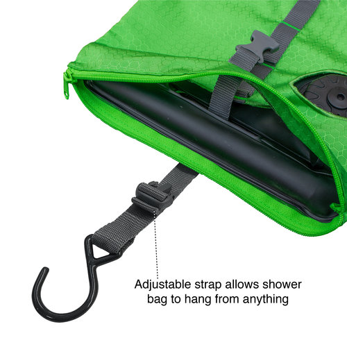 Kurgo Kurgo - Go Shower Bag 6L